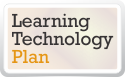 Learning Technology Plan