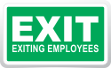 Exit - Exiting Employees