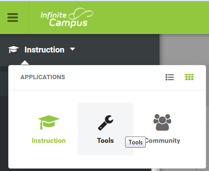 Get to Campus Tools