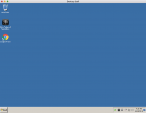 Windows Desktop Staff Environment on Mac