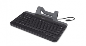 image of keyboard with stand for iPad